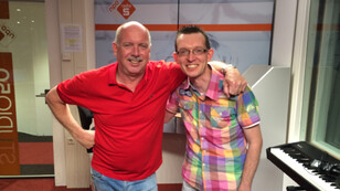 Goochelaar Jan & Tom Herlaar NPO radio 5